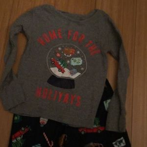 Old Navy Christmas / Holiday pajamas